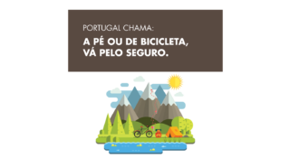 <p><strong>Guidebook for tourists</strong> &#8211; &#8220;Whether you're walking or cycling, play it safe.&#8221;</p>