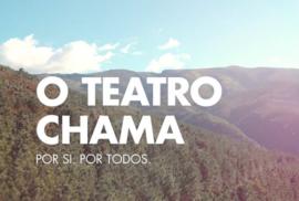 O Teatro Chama