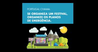 "<p><strong>Guia de conduta (para gestores/promotores)</strong>– ""Se organiza um festival, organize os planos de emergência.""</p>"