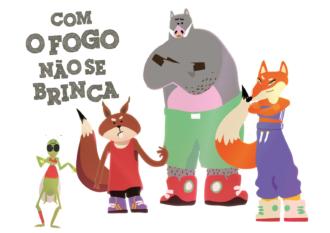 <p>Banda da Floresta.</p>