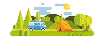 Parques e Campismo e Caravanismo